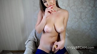 I Love Playing With My Sex Toy