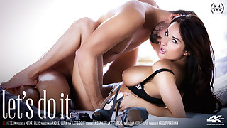Let's Do It - Anissa Kate & Kristof Cale - SexArt