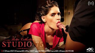 Studio 75 - Alex Moretti & Lana Seymour - SexArt