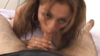 Blowjob From My Mocha Neighbor To A Big Unpredictable intensify Load of shit