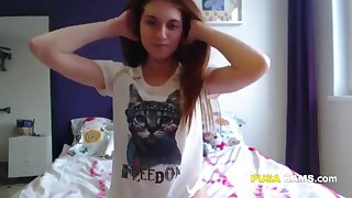 My Online Swain 18 with an increment of Complete Young Camgirl