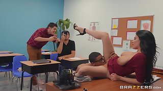 Drop everything with an increment of watch way-out Anissa Kate interracial porn sheet