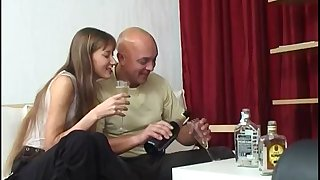 Gaunt Russian Sodomy Give An Older Dude