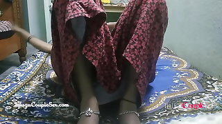 desi telugu indian village couple wife essential fucked on floor